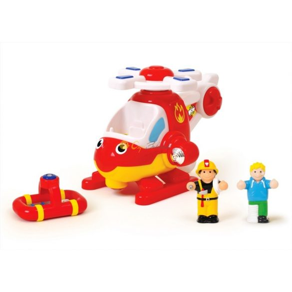 WOW-Rory-a-mentohelikopter